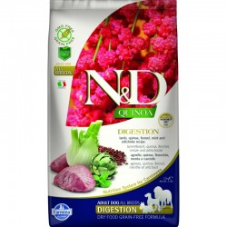 Quinoa Digestion - Agneau & Fenouil Adulte Medium