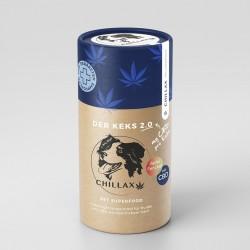 Biscuits Pour Chien - pomme-fenouil - 2mg de CBD - 320g