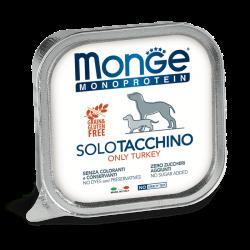 Monge Monoproteico SOLO pour chien 12x150gr