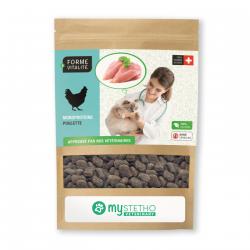 Poulet 81% - Friandises pour chats (25gr)