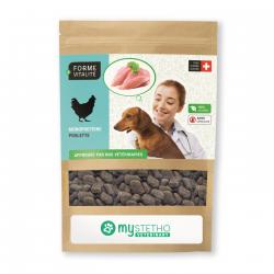 Poulet 72% - Friandises pour chiens (100gr)