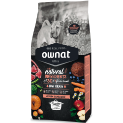 Ownat Ultra - Medium Lamb & Rice