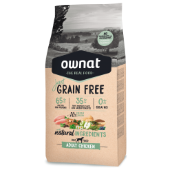 Ownat Just Grain Free - Adult Chicken