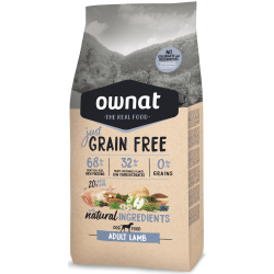 Ownat Just Grain Free - Adult Lamb