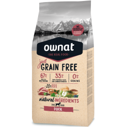 Ownat Just Grain Free - Duck