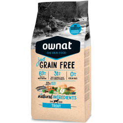 Ownat Just Grain Free - Trout