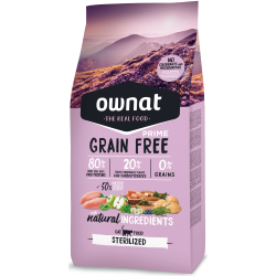 Grain Free Prime - Sterilized