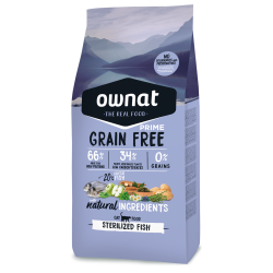 Grain Free Prime - Sterilized Fish