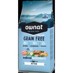 Ownat Grain Free Prime - Kitten