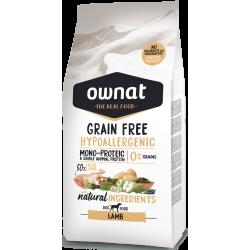 Ownat Grain Free Hypoallergenic - Lamb