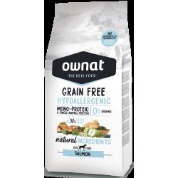 Ownat Grain Free Hypoallergenic - Salmon