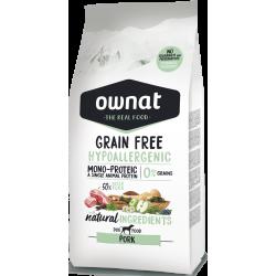 Ownat Grain Free Hypoallergenic - Pork