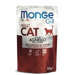Monge Grill - Adult Agneau 6 x 85 Gr