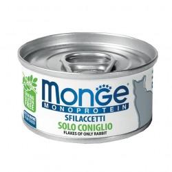 Monge monoprotein - Filets Lapin 6 x 80 Gr