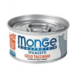 Monge monoprotein - Filets Dinde 6 x 80 Gr