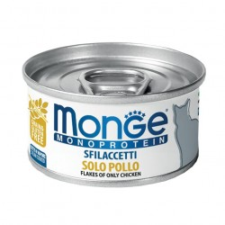 Monge monoprotein - Filets Poulet 6 x 80 Gr