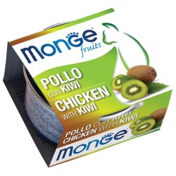 Monge Fruits - Poulet au Kiwi 6 x 80 Gr