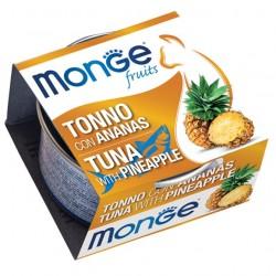 Monge Fruits - Thon à l'ananas 6 x 80 Gr