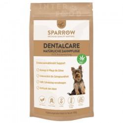 Sparrow Pet DentalCare avec CBD pour chiens