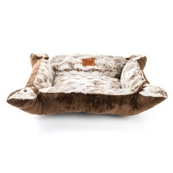 Freezack lit pour chien Alberta brun
