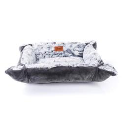 Freezack lit pour chien Alberta gris