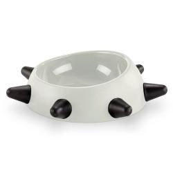 United Pets Boss bowl avec picots blanc