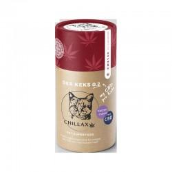 Biscuits Pour Chat au CBD - herbe à chat