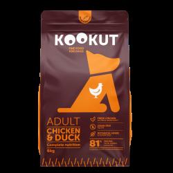 Kookut Adult chien - Poulet & Dinde