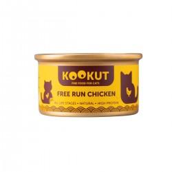 Kookut - Poulet élevé en liberté - Naturel