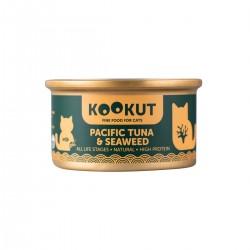 Kookut - Thon & Algues du Pacifique - Naturel