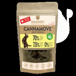 Sparrow Pet Cannamove Forte snacks avec CBD pour chiens adultes & senior