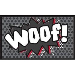 Tapis de nourriture - Woof