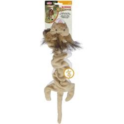 Skinneeez bungee lion - jouet avec couineurs