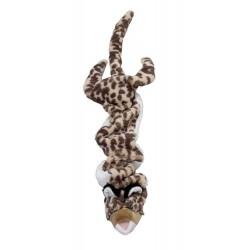 Skinneeez bungee léopard - jouet avec couineurs