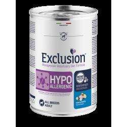 Exclusion Monotprotein Vet Diet - Poisson & Pommes de terre 400g