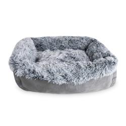 Freezack lit pour chien auto-chauffant