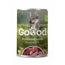 Goood - Pâtée chien adulte à l'agneau fermier (sans céréales) 400 g
