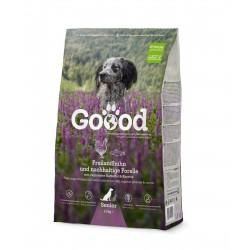 Goood - croquettes chien senior au poulet fermier & truite durable
